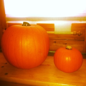A Tale of Two Pumpkins